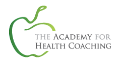 Academy for Health Coaching